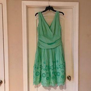Mint formal dress